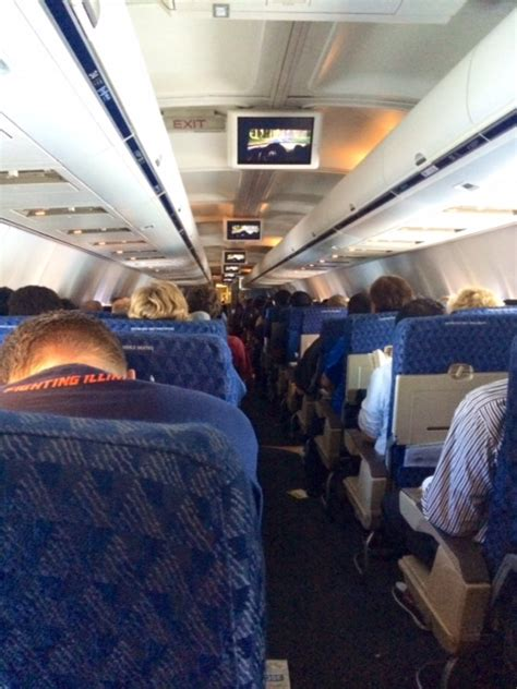 My Economy Class Experience as an American Airlines
