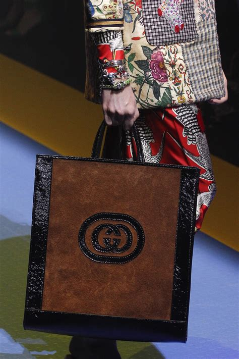 Gucci Spring/Summer 2018 Runway Bag Collection | Spotted