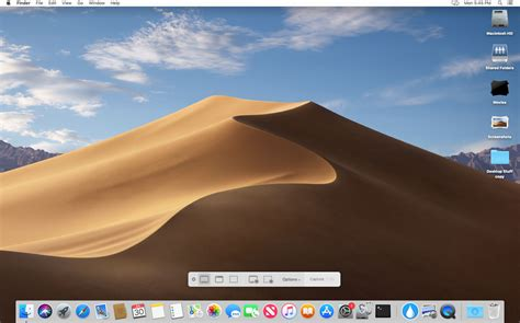 How to Take Screenshot in macOS Mojave or Later