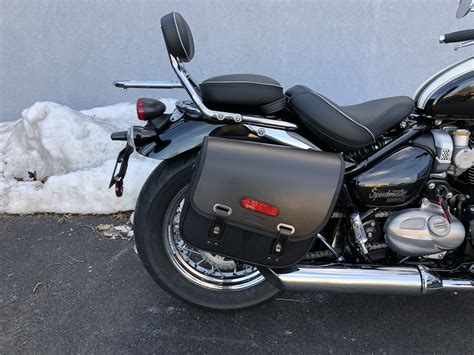 2018 Triumph Speedmaster WITH HIGHWAY PACKAGE - Stock