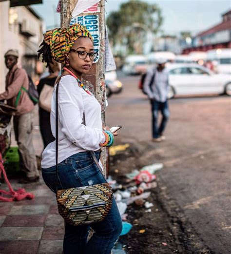 Mpho Khati - South African model, Pictures - The Click Styles