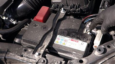 How to check battery status Toyota Corolla by weekly basis