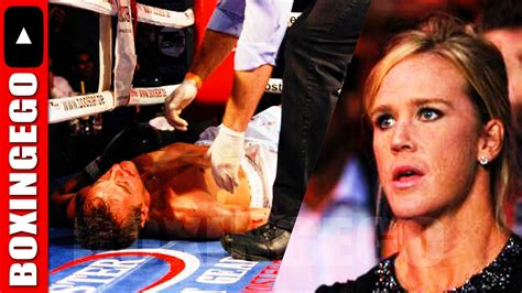 (LMAO!!!) HOLLY HOLM NEXT UFC 208 OPPONENT KNOCKED OUT