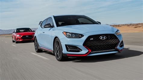 2021 Hyundai Veloster N Red Changes, Electric Interior