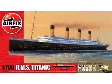 Airfix RMS Titanic 1:700 (AF-A50164)   Astra