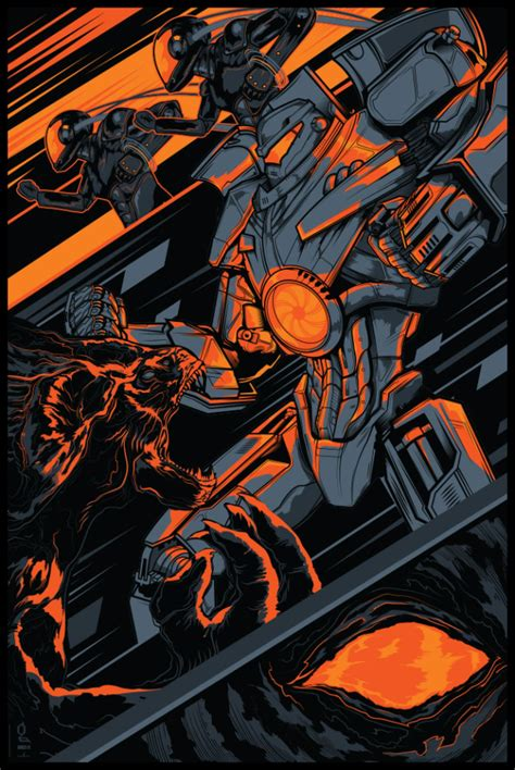 Get ready to rumble with 15 ferocious Pacific Rim fan art