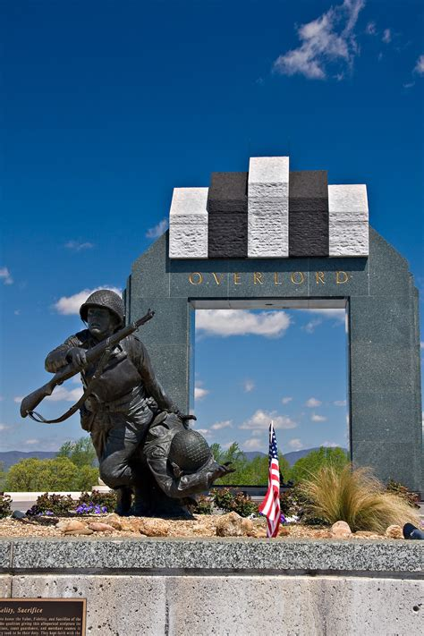 The National D-Day Memorial, Bedford, Virginia - The