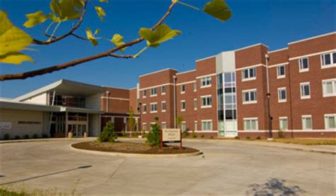 Evergreen Residence Hall - Online Campus Tour