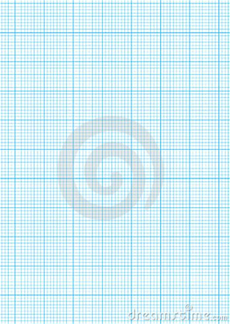 Graph Paper A4 Sheet Royalty Free Stock Images - Image
