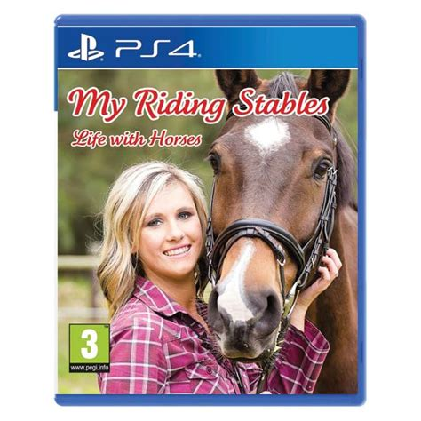 My Riding Stables-Life with Horses - PS4