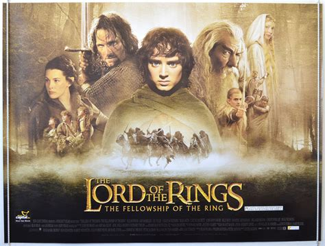 Lord Of The Rings : The Fellowship Of The Ring - Original