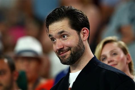 Serena Williams' Husband Alexis Ohanian on What His