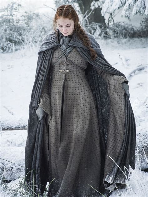 Does this line hint that trouble lies ahead for Sansa